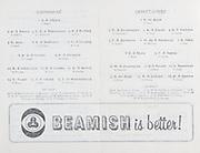1965 Munster Senior Hurling Final Programme. Limerick v Waterford. Cork Athletic Grounds. 6th June 1965. 06/06/1965.