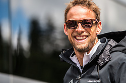 21.06.2015, Red Bull Ring, Spielberg, AUT, FIA, Formel 1, Grosser Preis von Österreich, Rennen, im Bild Jenson Button, (GBR, McLaren Honda) // during the Race of the Austrian Formula One Grand Prix at the Red Bull Ring in Spielberg, Austria, 2015/06/21, EXPA Pictures © 2015, PhotoCredit: EXPA/ Dominik Angerer