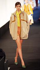 Hermes show at Paris Fashion Week Spring/Sumer 2013
