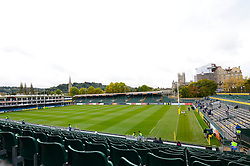 A general view of the Recreation Ground - Mandatory by-line: Dougie Allward/JMP - 07/10/2017 - RUGBY - Recreation Ground - Bath, England - Bath Rugby v Worcester Warriors - Aviva Premiership