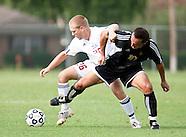 OC Men's Soccer vs Lindenwood SS - 9/11/2009