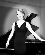 Magdalena Baczewska solo recital at the International Keyboard Institute in New York. <br />
