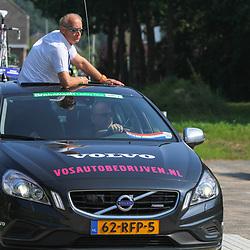Brainwash Ladiestour Neerijnen, Gerrit Roelofsen wedstrijdleider