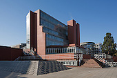 History Faculty Building, Cambridge University, James Stirling Architect