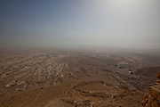 Day 7 - View from Masada (Photo by Brian Garfinkel)