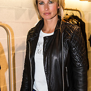 NLD/Amsterdam/20140615 - Opname aflevering Holland Next Top Model 2014, Anouk Smulders - Voorveld