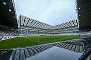 St James' Park ahead of the Premier League match between Newcastle United and Huddersfield Town at St. James's Park, Newcastle, England on 31 March 2018. Picture by Craig Doyle.