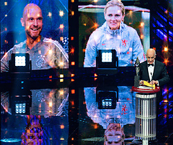 18-12-2019 NED: Sports gala NOC * NSF 2019, Amsterdam<br /> The traditional NOC NSF Sports Gala takes place in the AFAS in Amsterdam / Frits Spits, pseudoniem van Frits Ritmeester