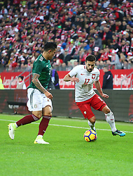 November 13, 2017 - Gdansk, Poland - Maciej Makuszewski during the international friendly soccer match between Poland and Mexico at the Energa Stadium in Gdansk, Poland on 13 November 2017  (Credit Image: © Mateusz Wlodarczyk/NurPhoto via ZUMA Press)