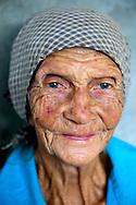 Old woman in Yumuri, Baracoa, Guantanamo Province, Cuba.