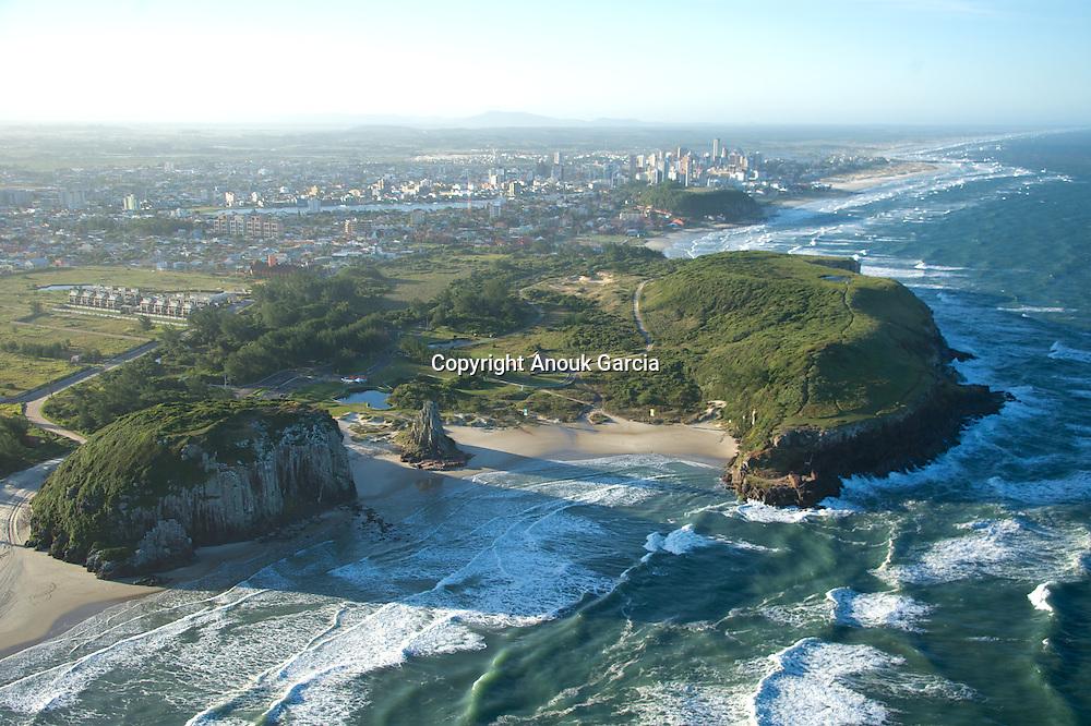 Praia da Guarita à Torres