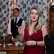 Ellora Harper is a Marketing Director of Rochay High Society Soiree with Jovoy at Westbury Mayfair grafton suite on 21 November 2019, London, UK.