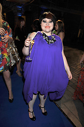 BETH DITTO at the Royal Academy of Arts Summer Party held at Burlington House, Piccadilly, London on 3rd June 2009.
