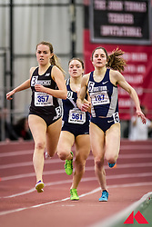 women's mile, heat 2, Laura Nagel, Providence, Madeline Chambers, Georgetown