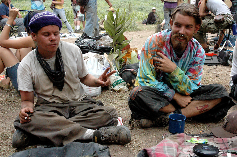 Rainbow Gathering Colorado 2006