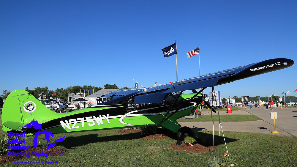 One in a collection of images captured at EAA AirVenture Oshkosh 2017 by Lincoln W. Ward III.