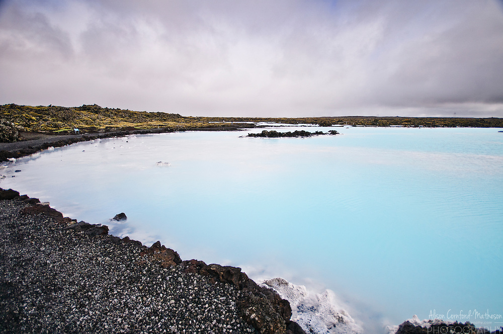 The Blue Lagoon Geothermal Spa,in Iceland, is a popular tourist attraction and a great way to relax.