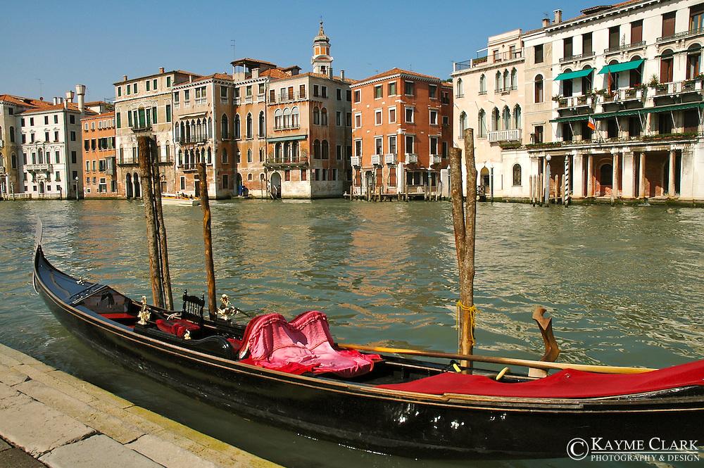 Grand Canal - Venice, Veneto, Italy, Europe
