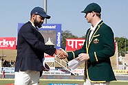 Cricket - India v Australia 3rd Test D1 at Ranchi