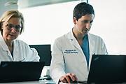 PROVIDENCE, RI – DECEMBER 11, 2018: Scenes of orthopedic healthcare at University Orthopedics Kettle Point.