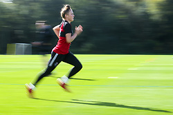 Ellie Strippell of Bristol City Women during training at Failand - Mandatory by-line: Robbie Stephenson/JMP - 26/09/2019 - FOOTBALL - Failand Training Ground - Bristol, England - Bristol City Women Training