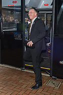 Hull City manager Nigel Adkins arrives at Ewood Park, Blackburn ahead of during the FA Cup match between Blackburn Rovers and Hull City<br /> Picture by Matt Wilkinson/Focus Images Ltd 07814 960751<br /> 06/01/2018