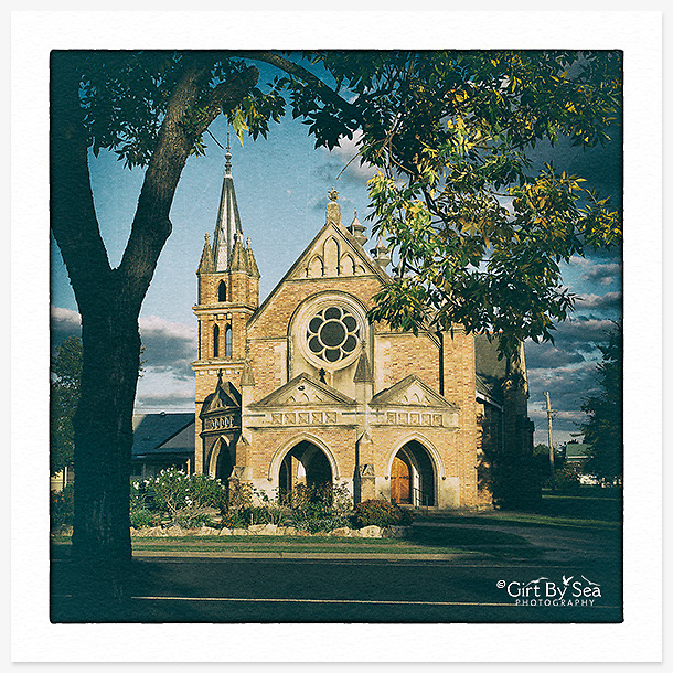 "Photo Art Greeting Card | New England Collection | Printed on lightly textured art paper stock, blank inside. White envelope included, packaged in sealed poly bag. Available online in mixed packs of 5 for $20 incl delivery. Click ""Add to Cart"" to choose your own mix of any 5 images from this collection. [Dimensions: Card 123 x 123mm. Envelope 130 x 130mm]."
