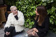 ROSE MCGOWAN, FAIZA BUTT,  She Persists, Palazzo Benzon, Venice ,  10 May 2019
