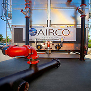 Cooling Tower Constructed by Airco Mech