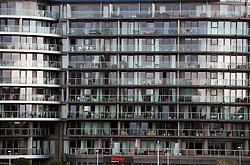 UK ENGLAND LONDON 22JUL15 - New modern housing developments in the Battersea Nine Elms area in London.<br /> <br /> jre/Photo by Jiri Rezac / Greenpeace<br /> <br /> © Jiri Rezac 2015