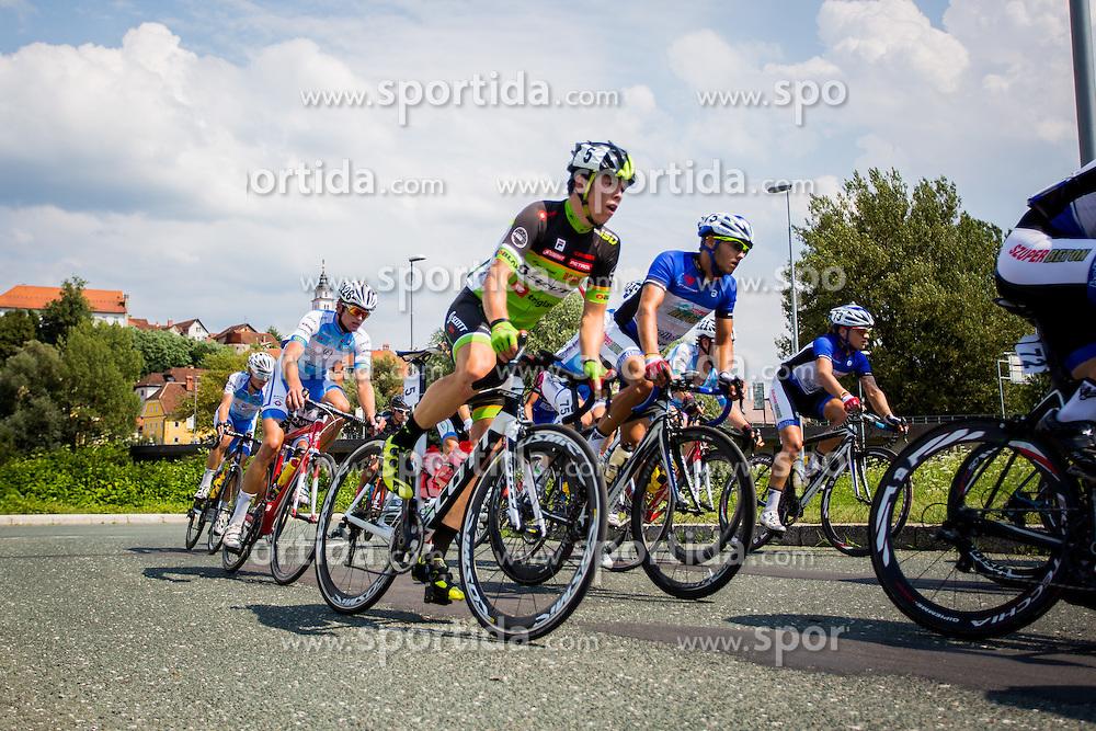 Groselj Matic of Sava Kranj during cycling race 48th Grand Prix of Kranj 2016 / Memorial of Filip Majcen, on July 31, 2016 in Kranj centre, Slovenia.  Photo by Ziga Zupan / Sportida