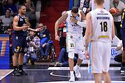 TaShawn Thomas<br /> Vanoli Cremona - Fiat Auxilium Torino<br /> Lega Basket Serie A 2016/2017<br /> Cremona, 12/02/2017<br /> Foto Ciamillo-Castoria