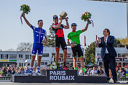 Velodrome de Roubaix 2017 Paris-Roubaix, France, 9 April 2017, Photo by Thomas van Bracht / Peloton Photos
