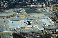 AErial views of the Chrysler plant in Newark, Delaware