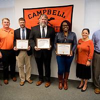 HCP Distinguished Alumni Brunch