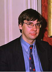 The EARL OF CLANCARTY at a reception in London on 16th November 1998.MLZ 9