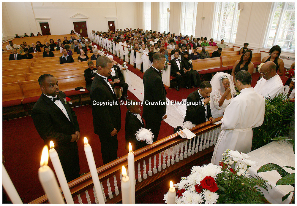 African American Wedding in Atlanta