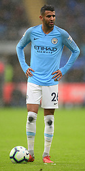 Riyad Mahrez of Manchester City - Mandatory by-line: Alex James/JMP - 22/09/2018 -  FOOTBALL - Cardiff City Stadium - Cardiff, Wales -  Cardiff City v Manchester City - Premier League