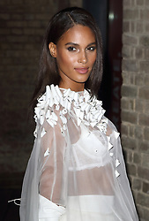 February 18, 2019 - London, United Kingdom - Cindy Bruna at the Naked Heart Foundation's Fabulous Fund Fair at the Roundhouse, Chalk Farm (Credit Image: © Keith Mayhew/SOPA Images via ZUMA Wire)