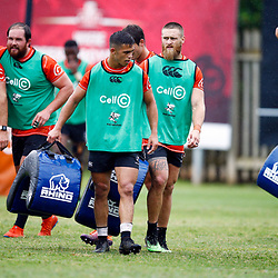 General views during The Cell C Sharks training session 10th December 2019 at Jonsson Kings Park Stadium in Durban, South Africa. (Photo by Steve Haag)<br /> <br /> images for social media must have consent from Steve Haag
