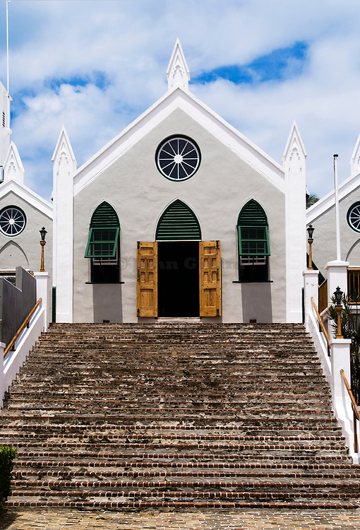 Saint Peters Church, Anglican, St George Parish, Bermuda