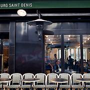 le 52 Faubourg Saint-Denis