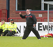 Rotherham United boss Steve Evans - Dundee v Rotherham United - pre-season friendly at Dens Park <br /> <br />  - &copy; David Young - www.davidyoungphoto.co.uk - email: davidyoungphoto@gmail.com