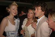 Siobhan Hewlett, Sophia Dawnay and Hugh Dancy, Glamour Women of the Year Awards 2006, Berkeley Sq. London. 6 June 2006. -DO NOT ARCHIVE-© Copyright Photograph by Dafydd Jones 66 Stockwell Park Rd. London SW9 0DA Tel 020 7733 0108 www.dafjones.com