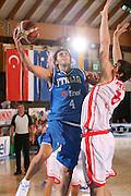 DESCRIZIONE : Bormio Torneo Internazionale Gianatti Italia Austria <br /> GIOCATORE : Giuliano Maresca <br /> SQUADRA : Nazionale Italiana Uomini <br /> EVENTO : Bormio Torneo Internazionale Gianatti <br /> GARA : Italia Austria <br /> DATA : 31/07/2007 <br /> CATEGORIA : Tiro <br /> SPORT : Pallacanestro <br /> AUTORE : Agenzia Ciamillo-Castoria/S.Silvestri
