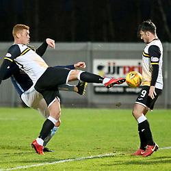Dumbarton v Forfar Athletic, Scottish League One, 5 January 2019