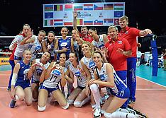 20151001 NED: Volleyball European Championship Rusland - Italie, Rotterdam