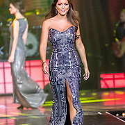 NLD/Hilversum/20171009 - Finale Miss Nederland 2017, Chantal van Dalen