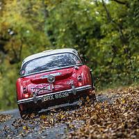 Car 50 Jonathan Turner / Ben Cussons