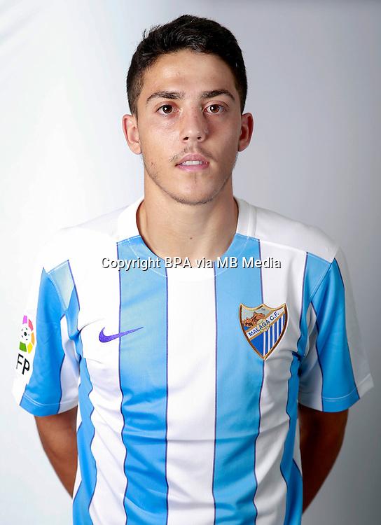 Spain - Liga BBVA 2015-2016 / <br /> ( Malaga C.F. ) - <br /> Pablo Fornal